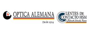 Logo Optica Alemana